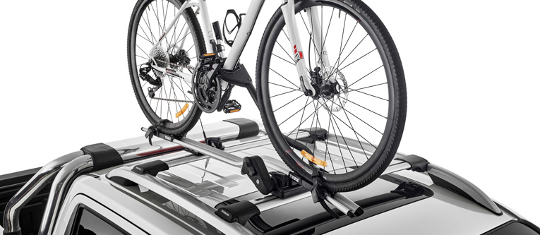 "<img src=""Roof Bar Accessories: Bike Carrier"