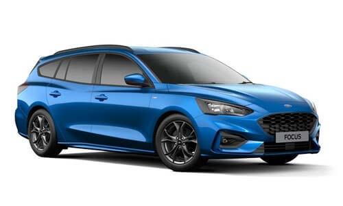 2018 MY19 Ford Focus SA ST Line Wagon Wagon