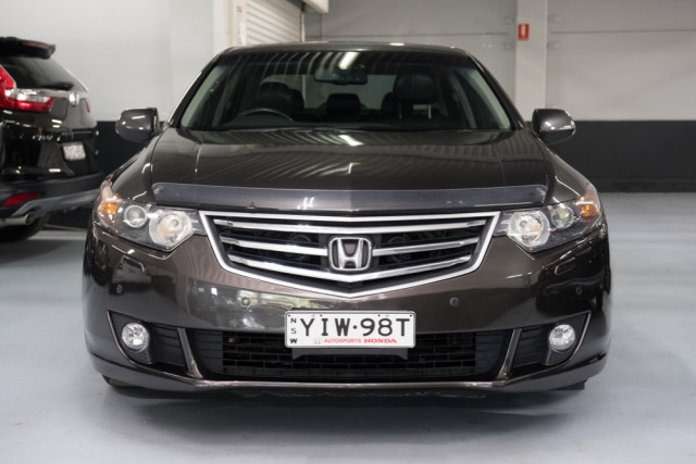 2010 Honda Accord Euro CU  Luxury Navi Sedan Image 4