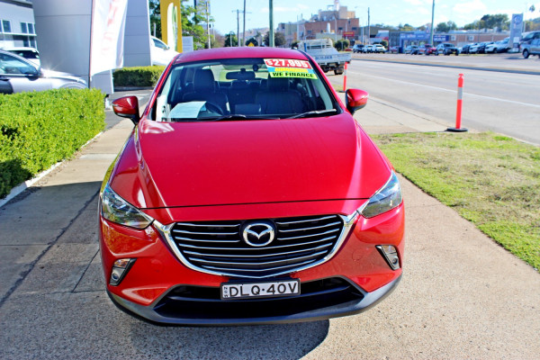 2017 Mazda CX-3 DK4W7A sTouring Suv Image 3