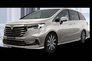 2021 Honda Odyssey 5th Gen Vi LX7 Wagon
