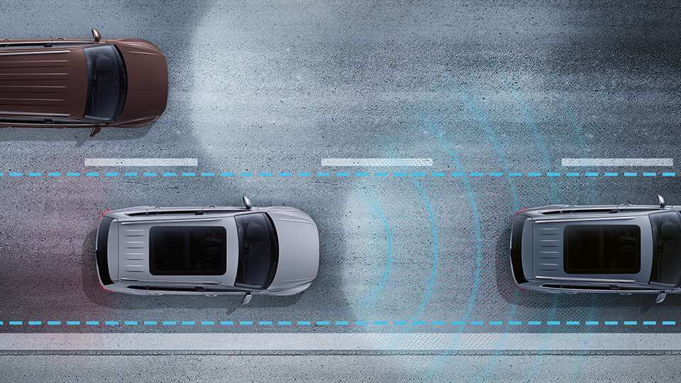 Driver Assistance Systems Image