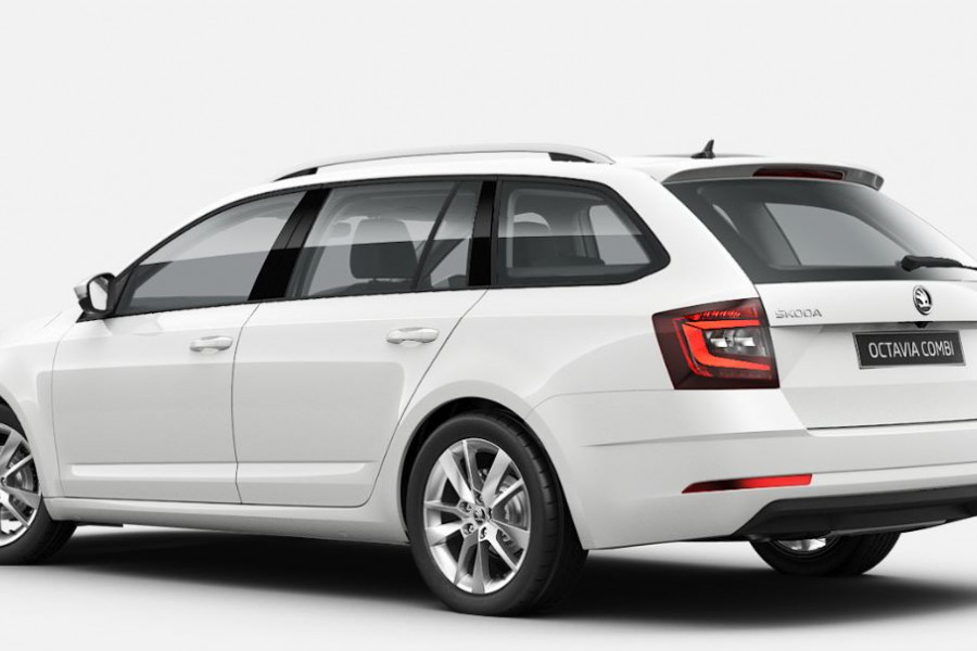 2020 MY0  Skoda Octavia NE Wagon Wagon