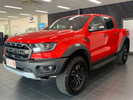 2019 MY19.75 Ford Ranger Utility image 3