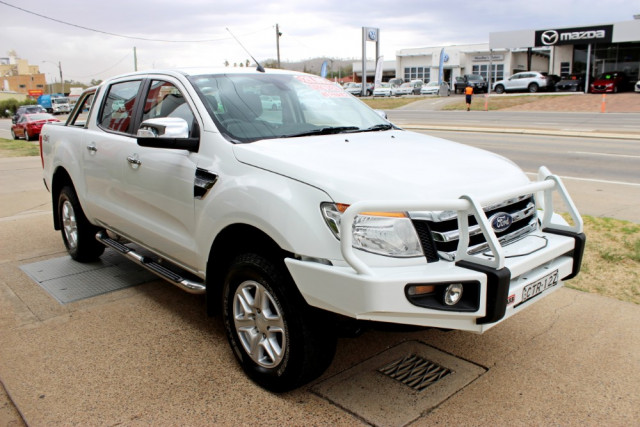 2014 Ford Ranger PX XLT Utility - dual cab Image 4