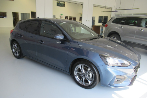 2020 MY20.25 Ford Focus SA 2020.25MY ST-LINE Hatchback