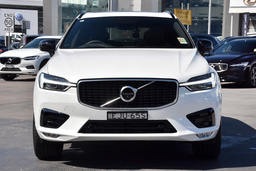 2020 Volvo XC60 AT