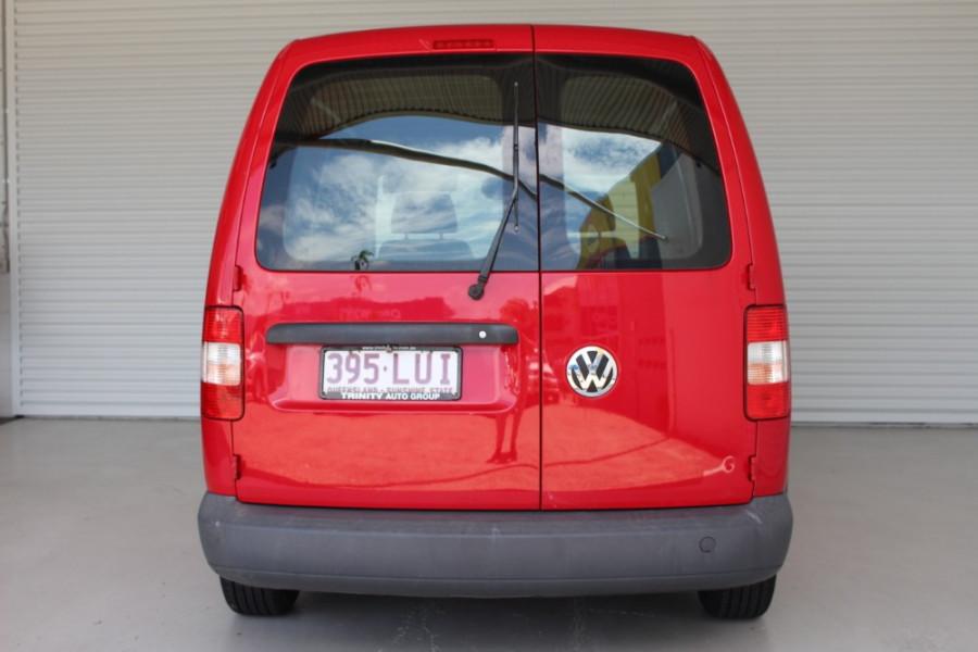2008 Volkswagen Caddy 2KN 2KN Van Image 6