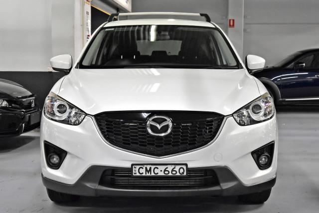 2013 Mazda Cx-5 KE1021  Maxx Sport Suv Image 3
