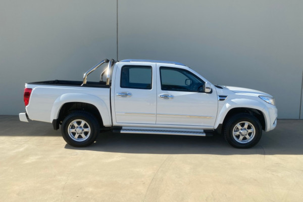 2018 Great Wall Steed NBP Dual Cab Diesel Utility Image 2