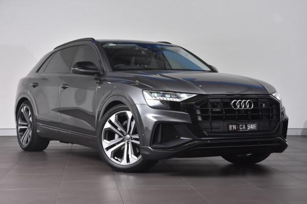 Audi Q8 TFSI 4M F1  55