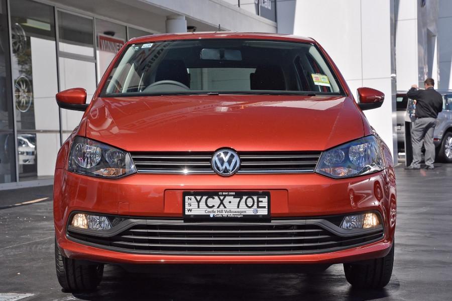 Demo 2015 Volkswagen Polo 1891 Sydney Castle Hill