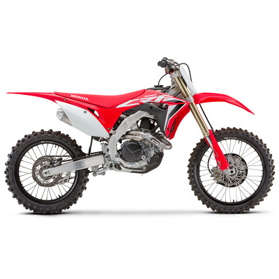 New Honda 2020 CRF450R