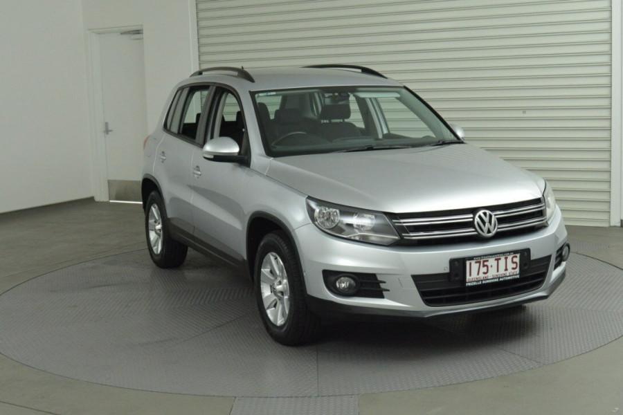 2013 MY14 Volkswagen Tiguan 5N MY14 132TSI Wagon