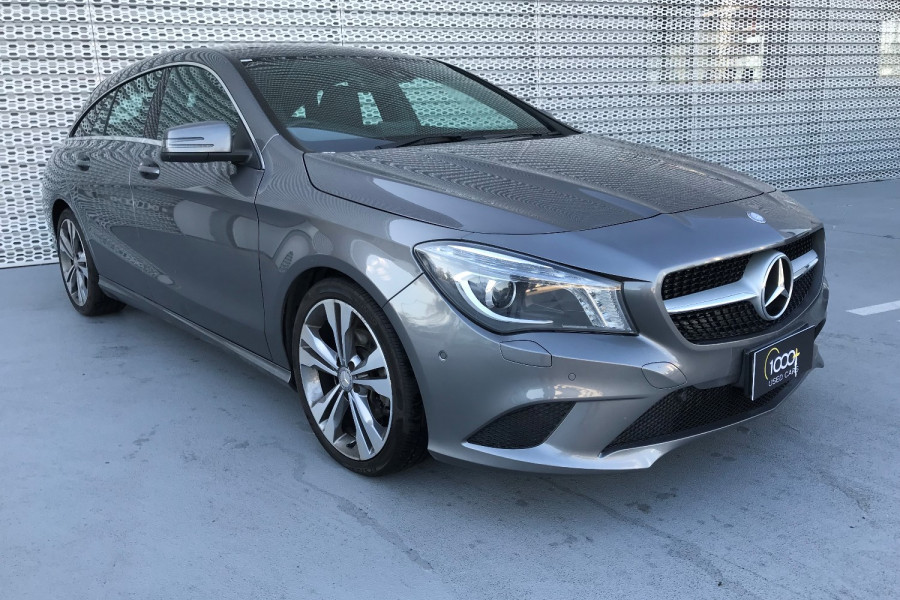 2015 MY06 Mercedes-Benz Cla-class X117 806MY CLA200 Wagon