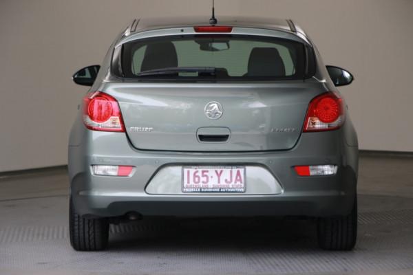 2015 Holden Cruze Vehicle Description. JH  II MY15 Equipe HBK 5dr SA 6sp 1.8i Equipe Hatchback Image 4