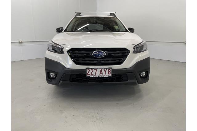 2020 MY21 Subaru Outback AWD Sport Suv Image 2