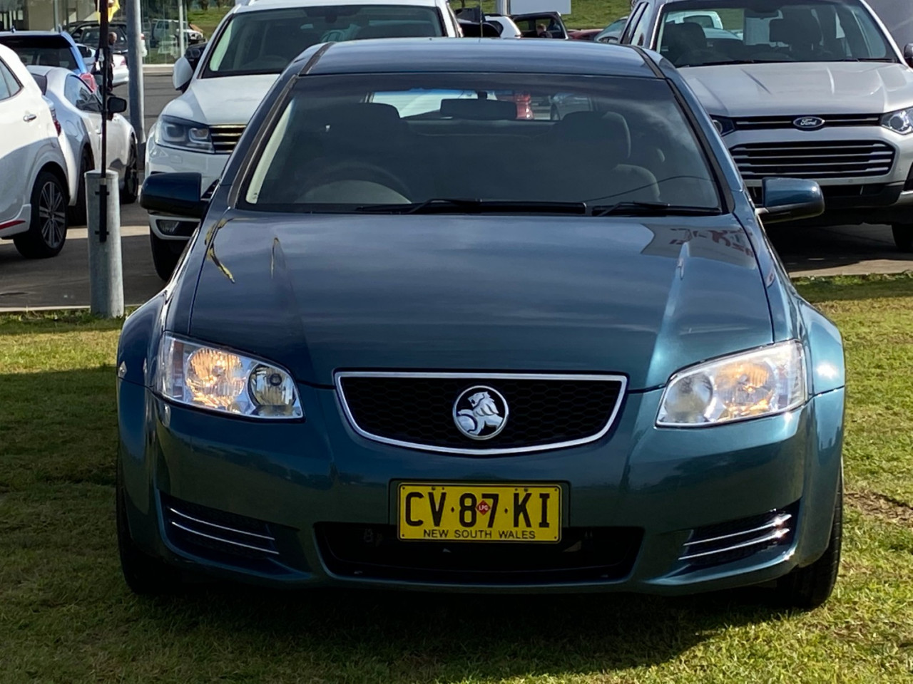 2012 Holden Commodore VE II MY12 SV6 Wagon