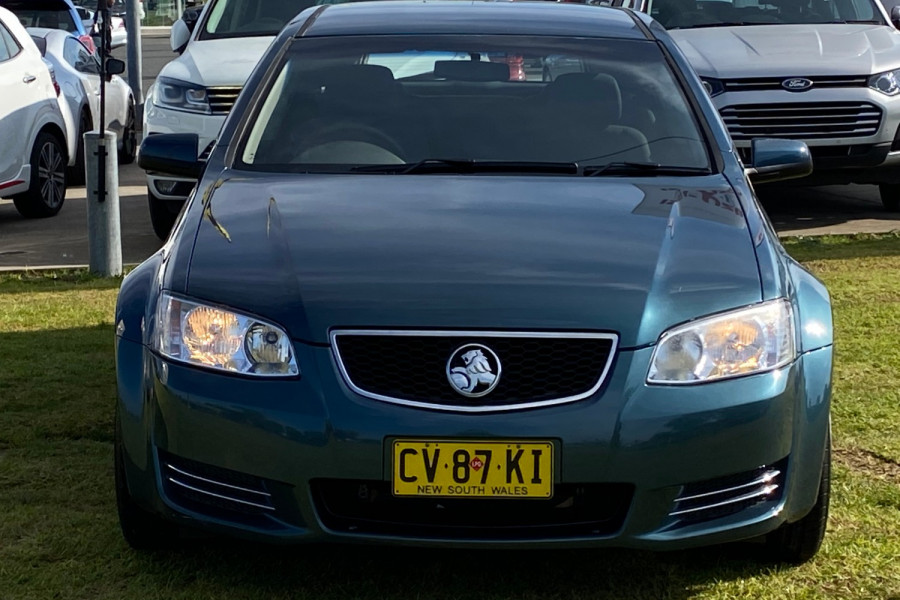 2012 Holden Commodore VE II MY12 SV6 Wagon Image 21