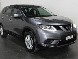 Nissan X-Trail TS T32 Turbo