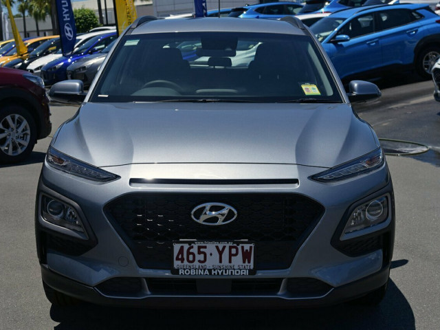 2018 MY19 Hyundai Kona OS.2 Go with Safety Pack Wagon