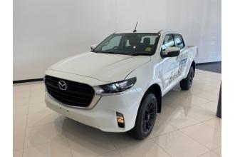 Mazda BT-50 XT 4x4 Dual Cab Pickup TF
