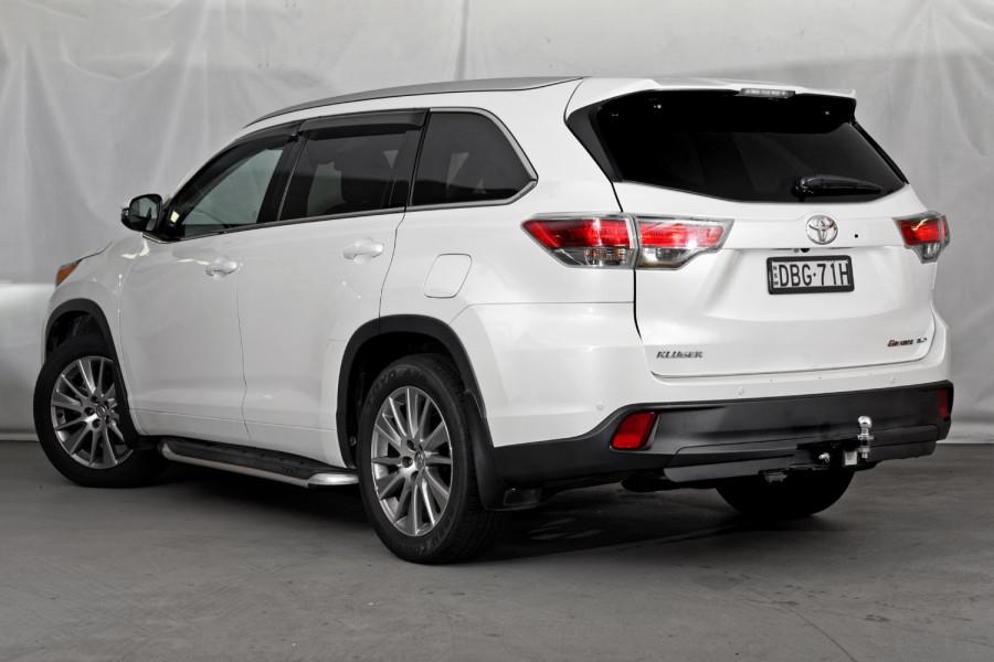 2015 Toyota Kluger Grande