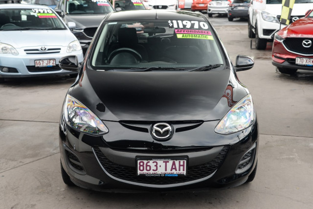 2012 Mazda 2 DE10Y2  Neo Hatchback Image 3