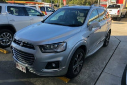 Holden Captiva 7 LTZ (AWD) CG MY17