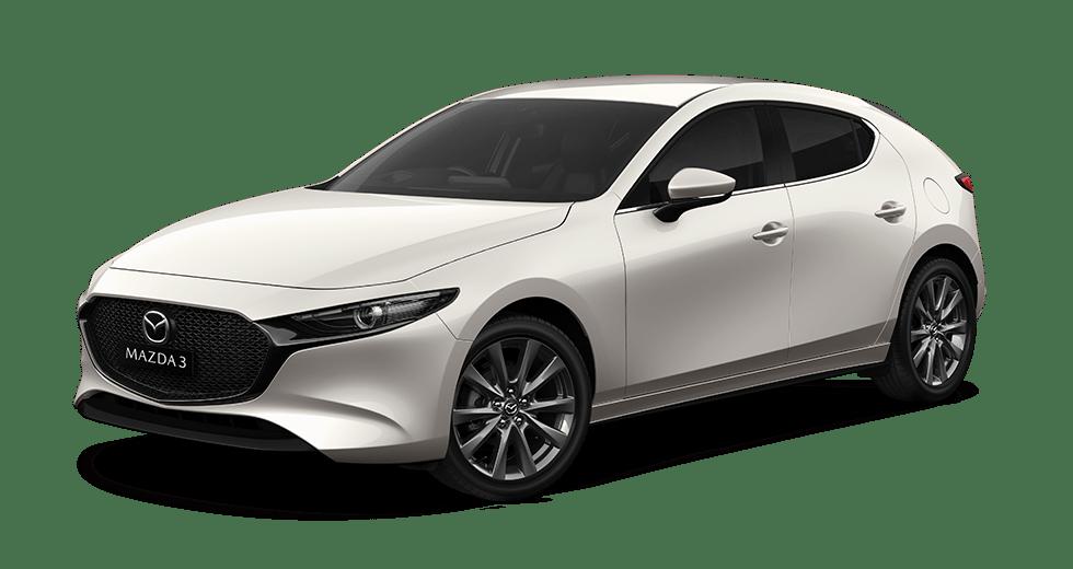 Mazda3 <br>G20 Evolve | Hatch or Sedan <br>PERSONAL | BUSINESS