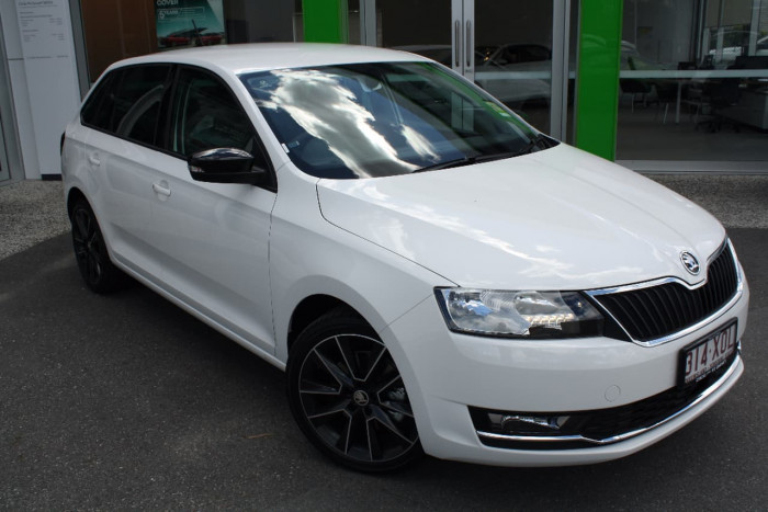 2017 MY18 Skoda Rapid NH Style Hatchback