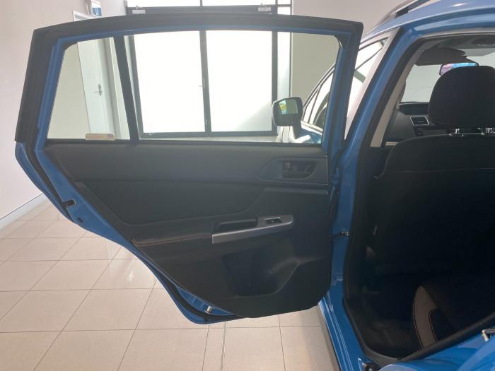 2016 Subaru XV G4-X 2.0i Suv Image 11