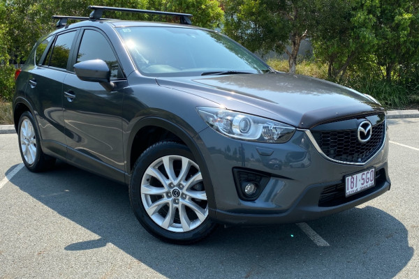 Mazda Cx-5 Tour KE