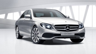 New Mercedes-Benz E-Class Sedan