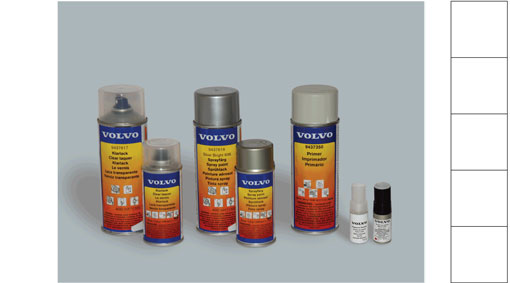 uk touch car volvo kit all paint wizard kits vehicles standard up for