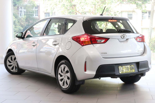 2014 Toyota Corolla ZRE182R Ascent Hatch Image 2