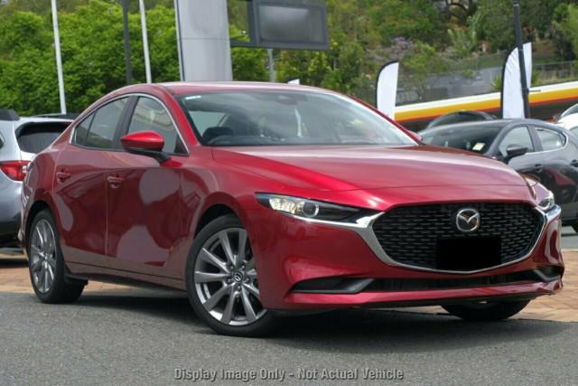 2020 MY19 Mazda 3 BP G20 Evolve Sedan Sedan