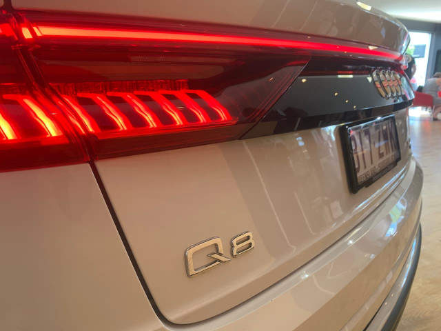 2019 Audi Q8 4M MY19 55 TFSI Suv Image 9