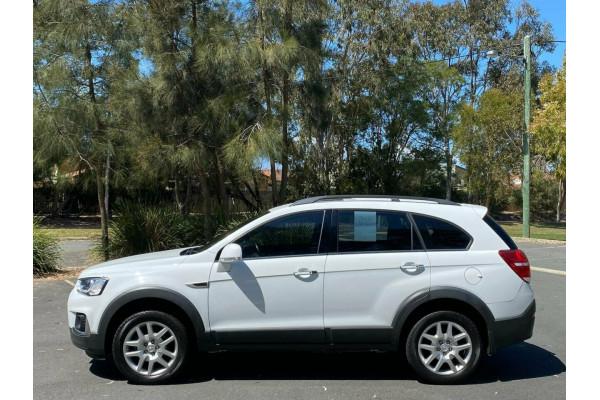 2016 Holden Captiva CG MY16 Active 7 Seater Suv Image 4