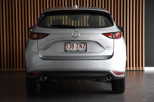 2019 Mazda CX-5 KF2W7A Maxx Sport Suv