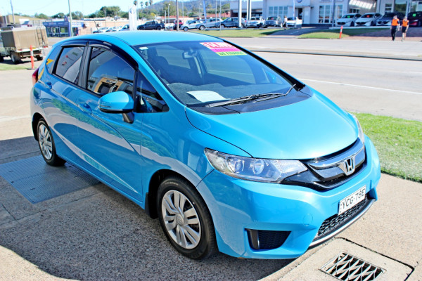 2014 MY15 Honda Jazz 5 Door (ja5) GF  VTi Hatchback