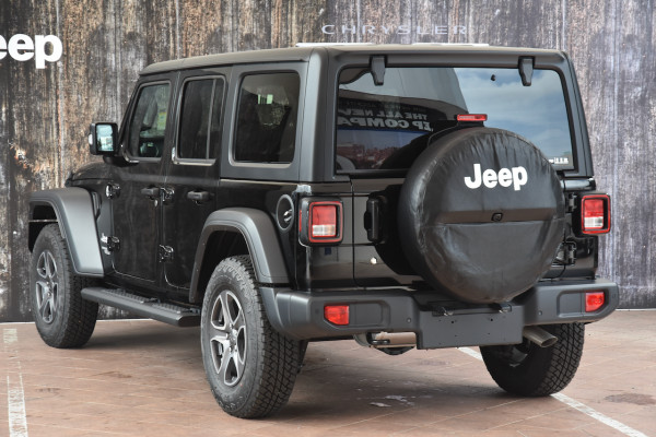2019 Jeep Wrangler JL Sport S Unlimited Suv Image 3