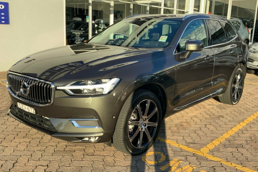 2018 MY19 Volvo XC60 UZ T5 Inscription (AWD) Suv Mobile Image 7