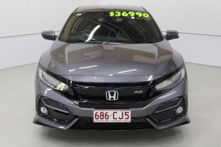 2019 Honda Civic Hatch 10TH GEN MY20 RS Hatchback Image 3