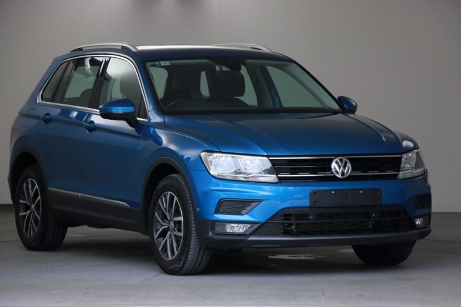 2018 Volkswagen Tiguan 5N MY18 132TSI Suv