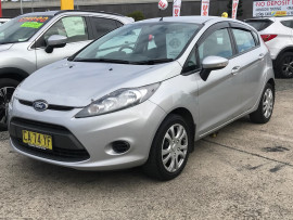 Ford Fiesta Sedan WT