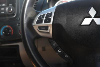 2015 Mitsubishi Triton MN MY15 GLX Utility