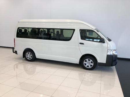 2017 Toyota Hiace KDH223R Turbo Commuter Minit bus Image 2