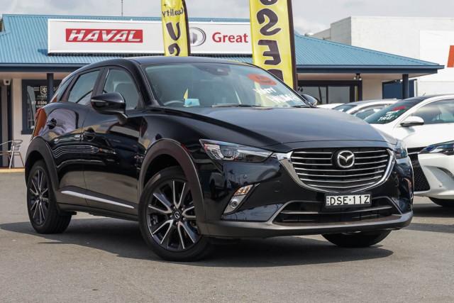 2017 Mazda CX-3 DK Akari Suv