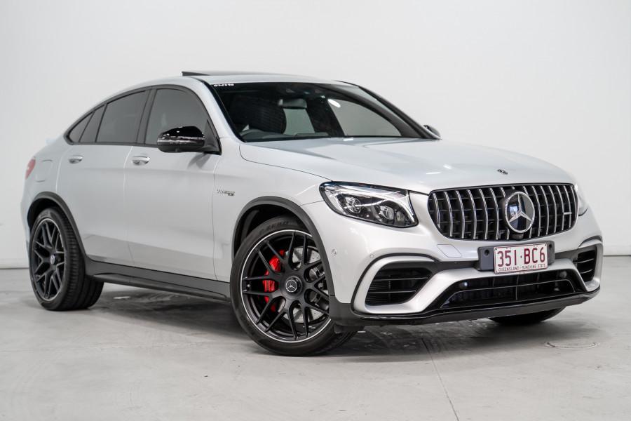 2018 Mercedes-Benz Glc 63 S